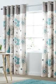 Aqua And Grey Curtains Grey And Teal Curtains Teawing Co