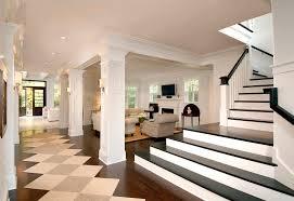 Black And White Checkered Tile Bathroom Brown And Beige Checkered Tile Bathroom Contemporary With