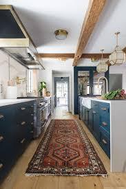 Blue Kitchen Design Kitchen Design Inspiration 3 Blue Beautiesbecki Owens