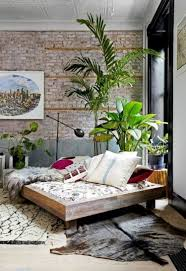 feng shui bedroom according to the most important feng shui rules feng shui bedroom set up houseplants brick wall