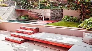 Sunken Patio Modern Sunken Outdoor Seating Area Design Ideas Sunken Patio