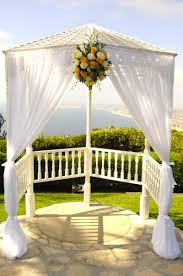 Wedding Arches Decorated With Tulle Gorgeous Arch Decoration All About Wedding
