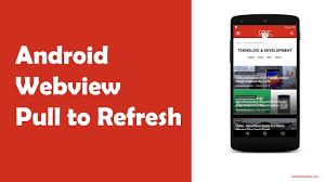 membuat aplikasi android video cara membuat aplikasi webview di android belajar android