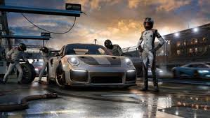 gold porsche 911 porsche 911 and macan take place again gold for the