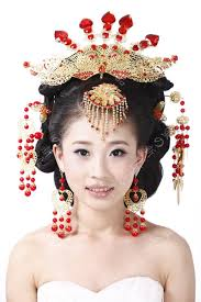 ancient the coronet costume hanfu hair accessories