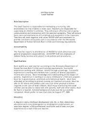 Kindergarten Teacher Resume Job Description by Resume Social Studies Teacher Resume