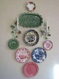 Decorative Ceramic Plates For The Wall