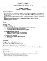 software developer resume template premium resume samples u0026 example