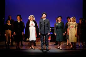 When The Lights Go On Review When The Lights Go On Again York Musical Theatre Company