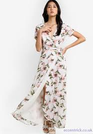 summer dresses uk something borrowed white base pink floral summer dresses print