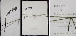 handmade wedding invitations pressed flower wedding invitation on handmade paper tiny pine press