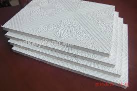 Vinyl Faced Ceiling Tile by Pvc Vinyl Ceiling Tile Source Quality Pvc Vinyl Ceiling Tile From