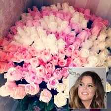 100 Roses Khloe Kardashian Got Over 100 Roses U2014 But From Whom Fitperez Com