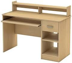 South Shore Axess Small Desk South Shore Axess Desk With Keyboard Tray