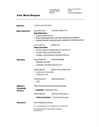 First Time Job Resume Examples by Write Cv Phd Application