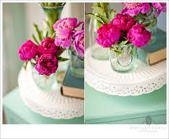Wedding Flowers Peonies Peonies And Cake Stands Virginia Wedding Photographer Katelyn