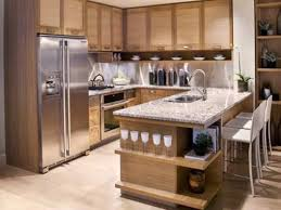 Small Kitchen With Island Design The Best Of Brilliant Small Kitchen Ideas With Island Designs