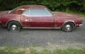 1968 camaro convertible project for sale rustingcamaros com 1968 camaro 327 coupe