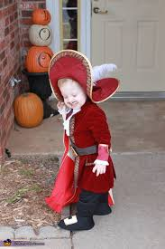 Captain Hook Halloween Costume Captain Hook Baby Halloween Costume Photo 2 3