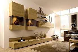 Modern Wooden Tv Units Tv Stands Oak Tv Stand With Mount Modern Black Tone Media