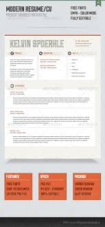 modern resume sles images 86 best cv images on pinterest design resume resume design and