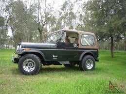 jeep 1985 jeep cj7 limited 14k original miles