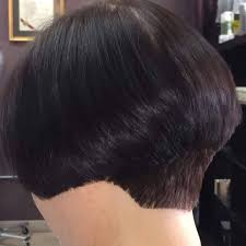 modified stacked wedge hairstyle 146 best hair styles images on pinterest bob hair cuts bobs and