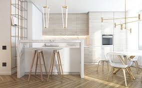 Marble Kitchen Designs Best Luxury Kitchen Design With Marble Accents Home Decor Ideas