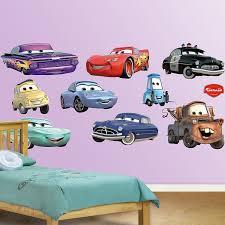 amazon com fathead disney pixar cars collection graphic wall amazon com fathead disney pixar cars collection graphic wall decor home kitchen