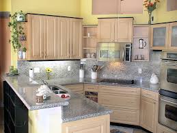 Kitchen Cabinet Undermount Lighting Furniture Cozy Granite Countertop With Kraftmaid Kitchen Cabinets