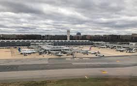lexus south atlanta airport parking hazmat incident triggers flight delays at dc area airports