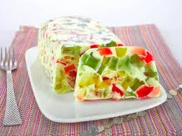 broken glass jello salad recipe cdkitchen