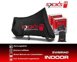 mz0307 zweiradgarage speeds indoor größe l 244x90x117cm