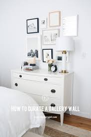 Gallery Art Wall How To Curate Art For A Collage Gallery Wall Minted Giveaway