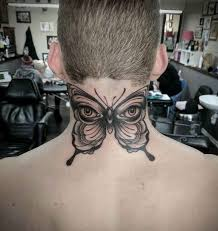 butterfly with eyes tattoo best tattoo ideas gallery