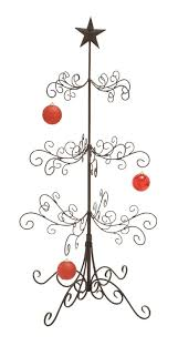 excellent decoration ornament display tree silver or