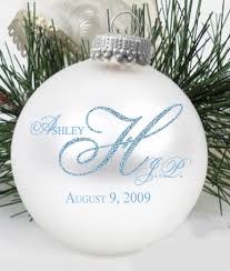 personalized wedding christmas ornaments special sale personalized ornament wedding favors wedding favors