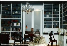 Bookshelves Library Built In Bookshelves Add A Quality Touch To Custom Homes A Photo