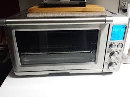 Breville Toaster Oven 800xl Breville Counter Top Smart Toaster Convection Oven Cookware