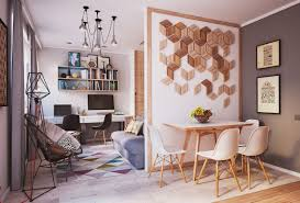 Square Feet To Square Meter Living Small With Style 2 Beautiful Small Apartment Plans Under