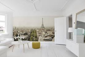 decorating with wallpaper paris skyline mr perswall