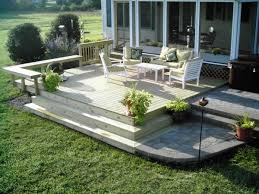 Wooden Decks And Patios Custom Wood Decks Solon Hudson Chagrin Gallery Hoehnen Landscaping