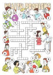 english worksheets health worksheets page 5