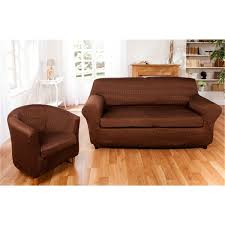housse de canapé 1 place housse fauteuil elastiquée 1 place bordeaux temps l