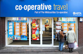 Travel agents shop front editorial stock photo image of vacations
