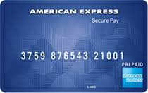 prepaid reloadable cards secure pay card single load prepaid card american express