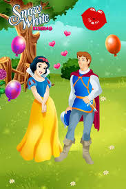snow white princess kiss android apps google play