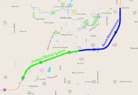 Indiana Travel Directions images Indot i 69 added travel lanes and maintenance delaware and jpg