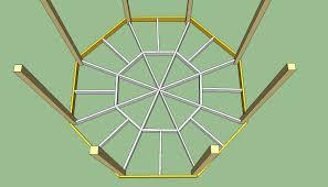 Pergola Design Plans Free by Gazebo Deck Frame Howtospecialist Com Garden Gazebos