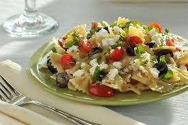 Pasta Salad Recipies by New American Pasta Salad Briannas Salad Dressings